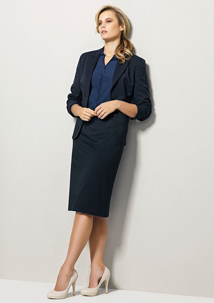 Ladies Relaxed Fit Lined Skirt