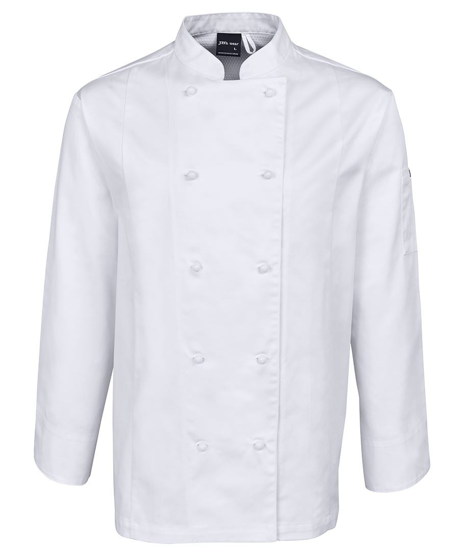 JB's Vented Long Sleeves Chef's Jacket