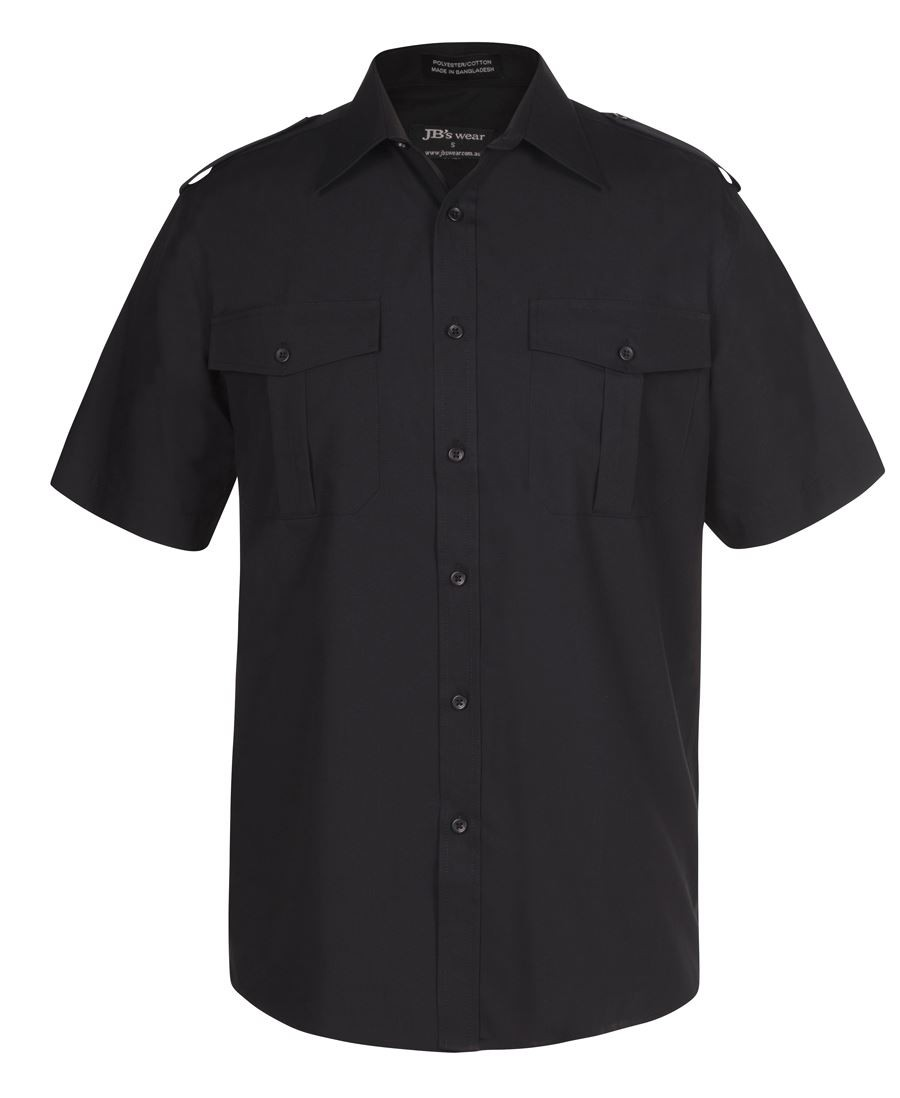 JB's Epaluette Short Sleeve Shirt