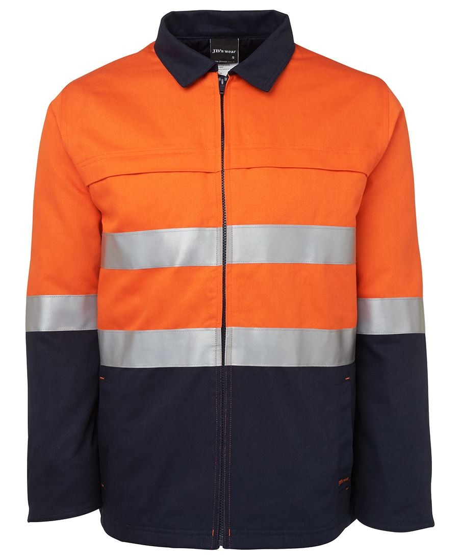 JB's Hi Vis (D+N) Cotton Jacket