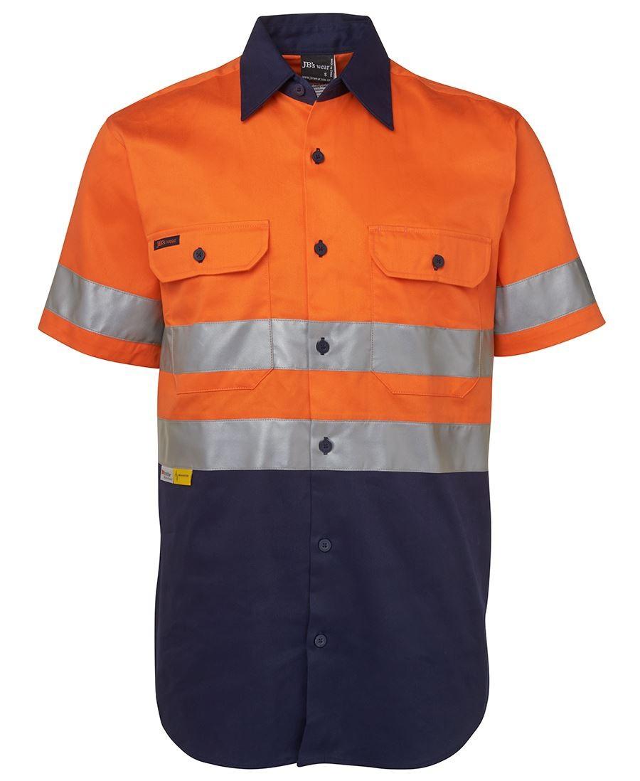 JB's S/S (D+N) 190G Shirt