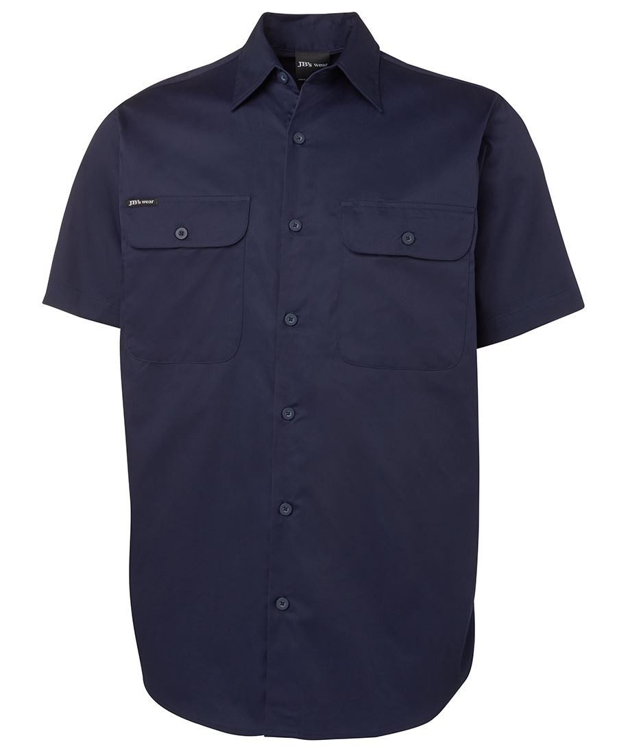 JB's Short Sleeves 150G Work Shirt
