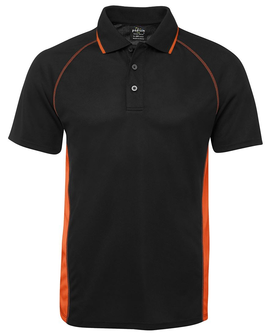 JB's Podium Mens Cover Polo