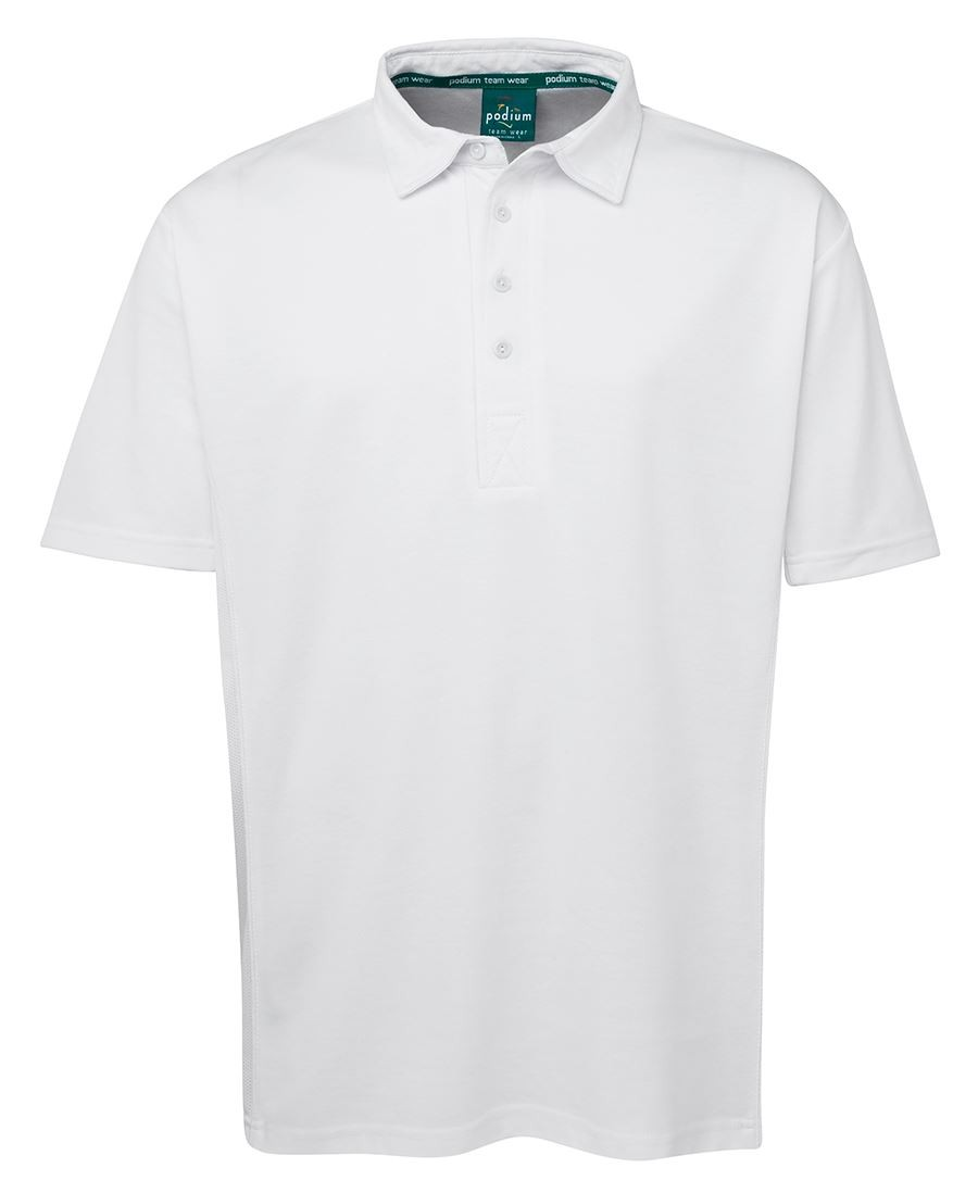 JB's Podium Kids Cool Cricket Polo