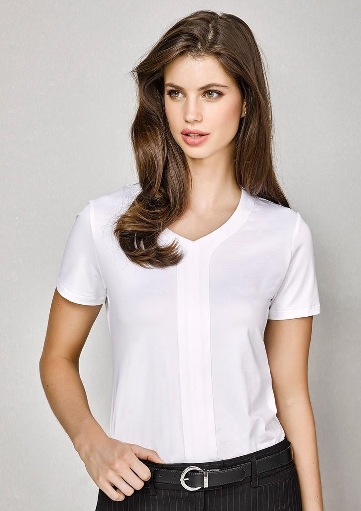 Advatex Mae Ladies Short Sleeve Top
