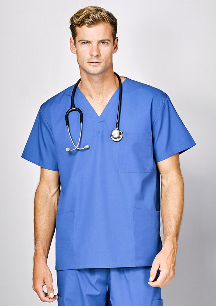 Advatex Unisex Johnson Scrub Top