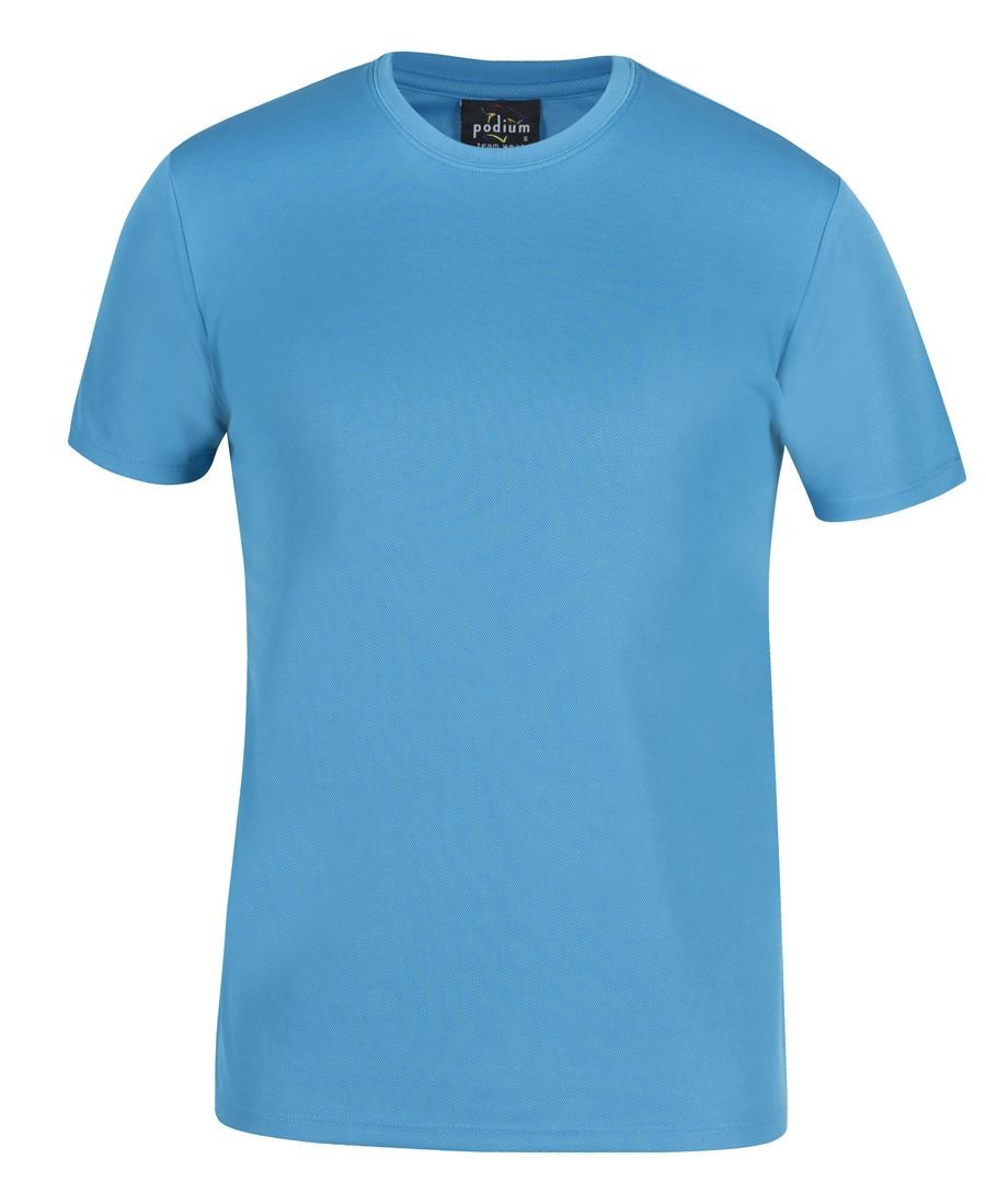 JB's Fit Poly Tee Adults