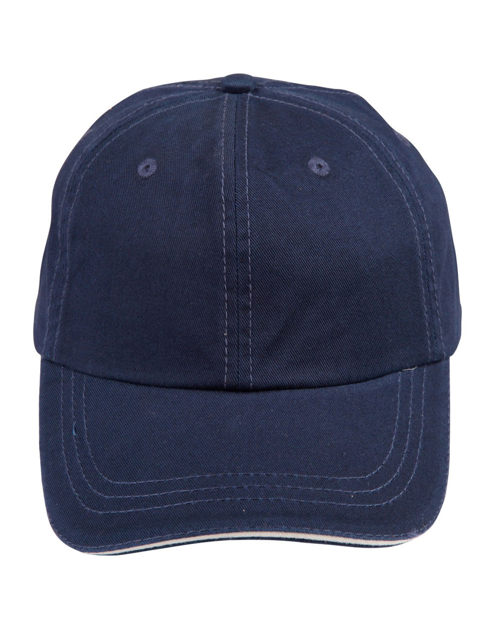 d0ecfa877 Buy Winning Spirit Washed Unstructured Polo Cotton With Sandwich Cap