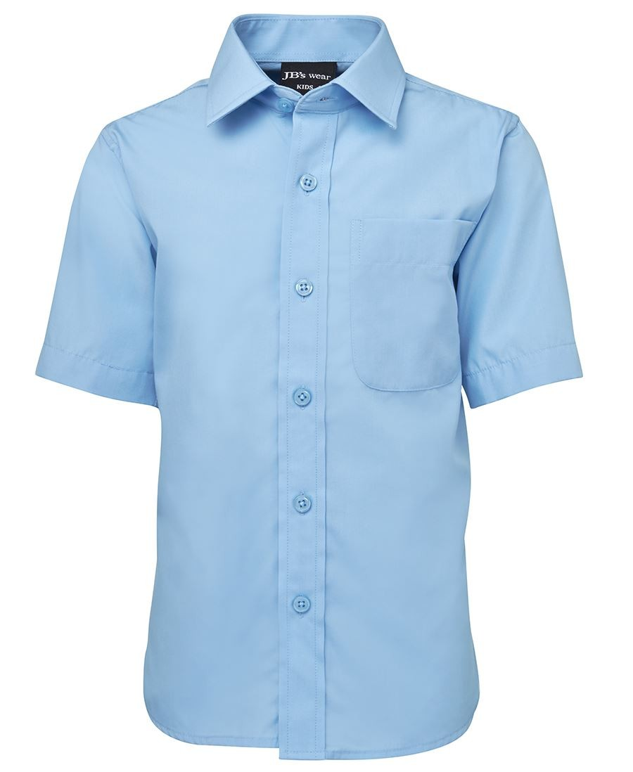 JB's Kids Short Sleeves Poplin Shirt