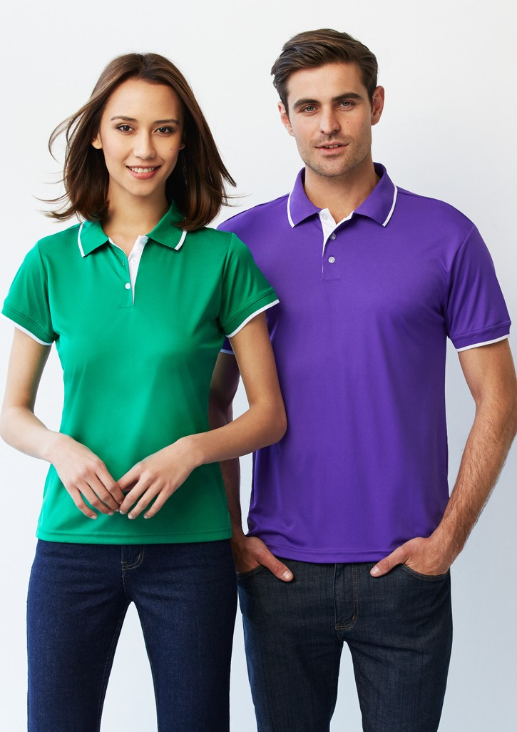 Biz Collection Mens Miami Polo