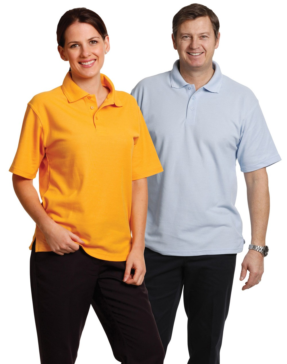 Winning Spirit Traditional Polo Unisex