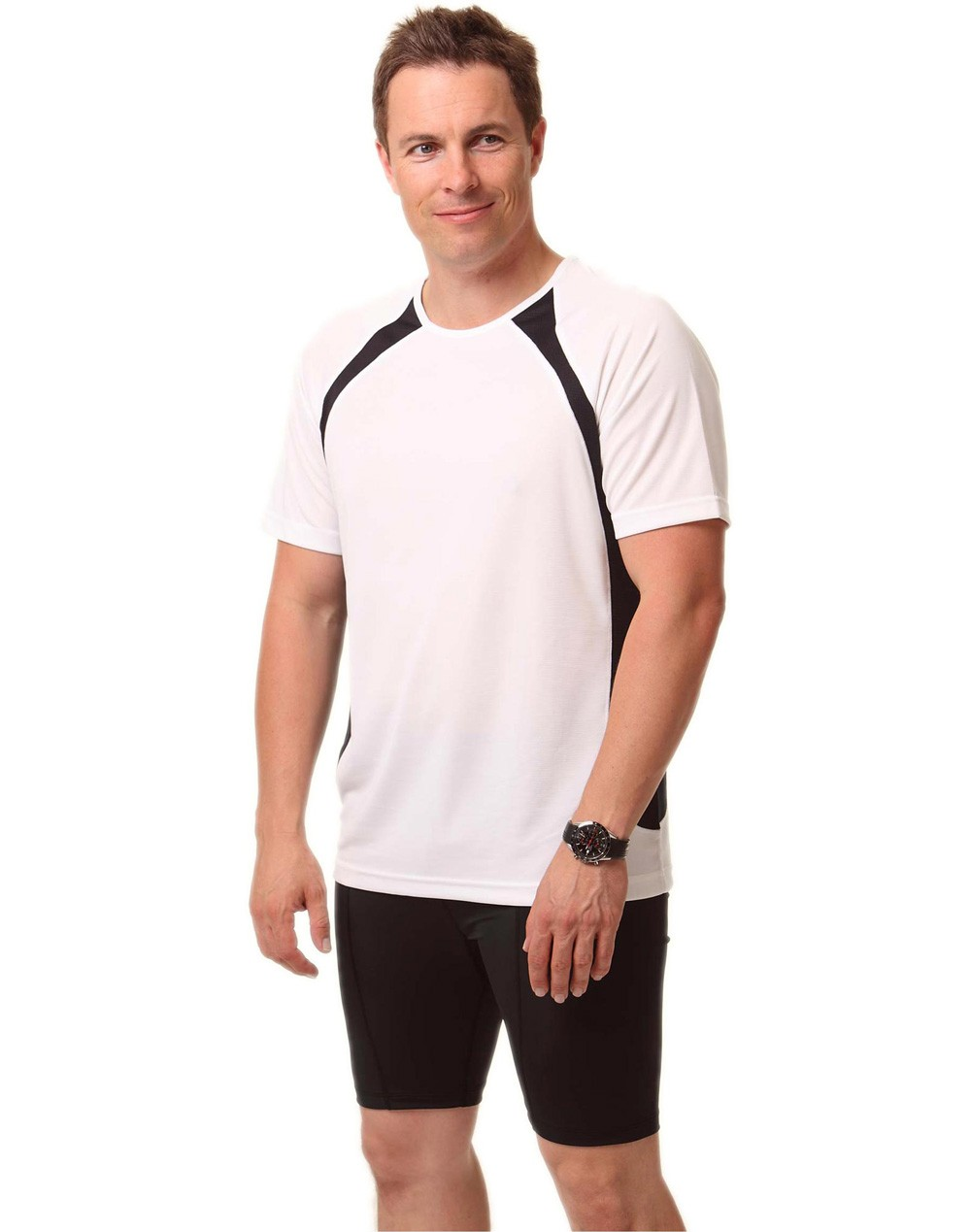 Winning Spirit Men's CoolDry® Athletic Tee Shirt
