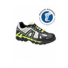 KingGee Comp-Tec Safety Shoe Lime/Black