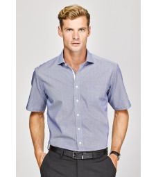 Calais Mens Short Sleeve Shirt