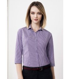 Newport Ladies 3/4 Sleeve Shirt