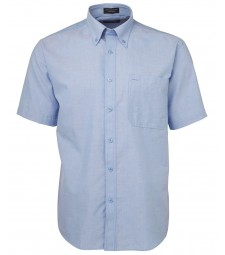 JB's Short Sleeves Oxford Shirt