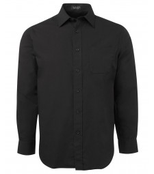JB's Classic Poplin Long Sleeve Shirt