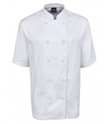 JB's Vented Short Sleeves Chef's Jacket