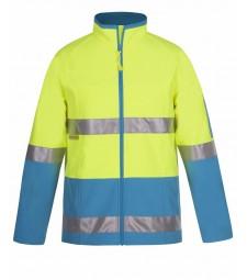 Jb's Hi Vis (D+N) Softshell Jacket