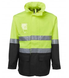 JB's Hi Vis (D+N) Long Line Jacket