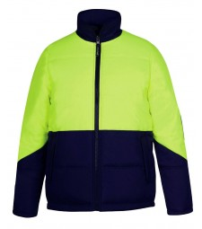 JB's Hi Vis Puffer Jacket