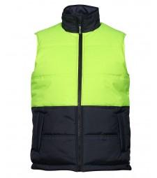 JB's Hi Vis Puffer Vest