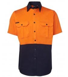 JB's Hi Vis S/S 190G Shirt