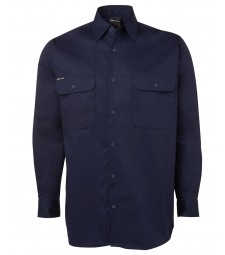 JB's Long Sleeves 150G Work Shirt