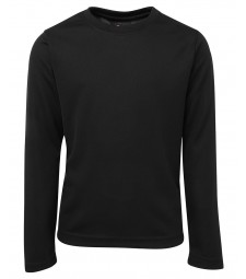 JB's Podium Long/Sleeve Poly Tee Adults