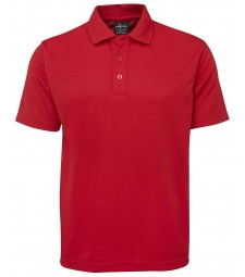 JB's Podium Short Sleeves Poly Polo