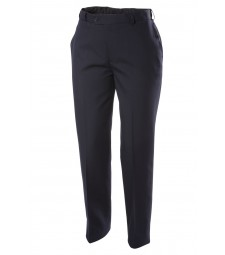 Yakka Womens Poly Viscoe Permanent Press Pant with Adjustable Waistband