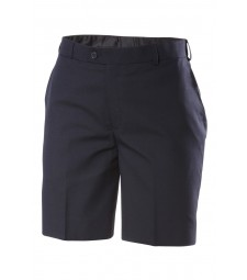 Yakka Womens Poly Viscoe Permanent Press Short with Adjustable Waistband
