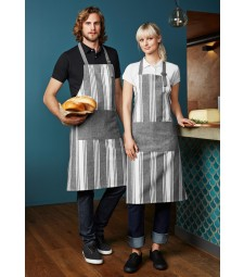 Biz Collection Unisex Salt Bib Apron