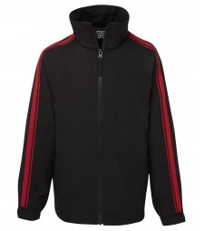 JB's Podium Kids Dual Stripe Warm Up Jacket