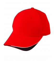 Winning Spirit Triple Sandwich Heavy Brushed Cotton Cap