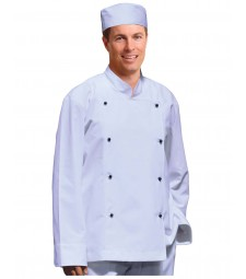 Winning Spirit Traditional Chef's Long Sleeve Jacket