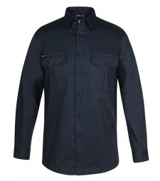 JB's Long Sleeves 190G Work Shirt