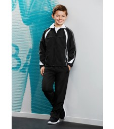 Biz Collection Kids Splice Track Top