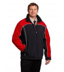 Winning Spirit Men's Tri-Colour Contrast Reversible Jacket