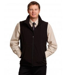 Winning Spirit Men's Softshell Hi-tech Vest