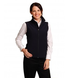 Winning Spirit Ladies' Softshell Hi-tech Vest