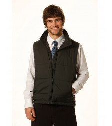 Winning Spirit Men's Nylon Rip-stop Padded Vest