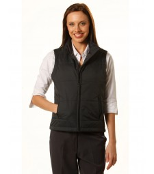Winning Spirit Ladies' Nylon Ripstop Padded Vest