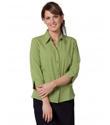 Winning Spirit Ladies' CoolDry® 3/4 Sleeve Shirt