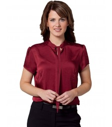 Winning Spirit Ladies' Tie Neck Blouse