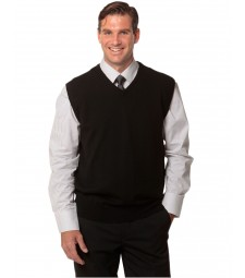 Winning Spirit Men's V-Neck Vest