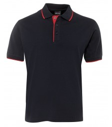JB's Cotton Tipping Polo