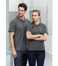 Biz Collection Mens Cambridge Polo