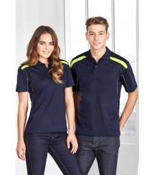 Biz Collection Ladies United Short Sleeve Polo