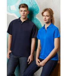 Biz Collection Mens Sprint Polo